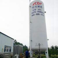 Wholesale 10m3 cryogenic Liquid Oxygen Tank from china suppliers
