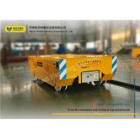 Wholesale Steel Billet Coil Transfer Trolley Ladle Transporter Workshop Movable Rail Cart from china suppliers