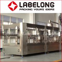 Wholesale 304 Ss Rotary Bottle Filling Machine , Beer Bottling Machine CE Certification from china suppliers