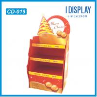 Wholesale Cardboard counter top  pop stands for cake from china suppliers