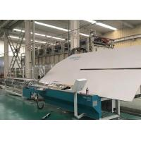 Wholesale Stable Bending Glass Machine , Warm Edge Spacer Double Glazing Label Printing from china suppliers
