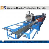 Wholesale Hydraulic Cutting Galvanized Steel Gutter Roll Forming Machine With Plc Control System from china suppliers