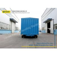 Quality Heavy Industry Transporter Flexible Solid Covered Car Trailer 25T for sale