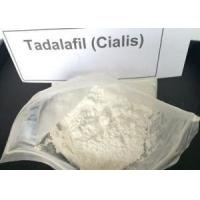 Wholesale Safe High Purity Healthy Natural Legal Oral Steroids Tadalafil Cialis White Powder For Man Sexual from china suppliers