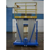 Insulated 12m heavy load hydraulic Aerial Work Platform with Dual Mast