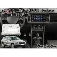 Wholesale Volkswagen Skoda Android Video Interface 8 '' Inch Screen With Waze Google from china suppliers