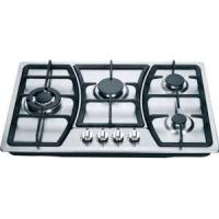Wholesale Gas Hob Four Burners with Cast Iron Grills (GH-S804C-(1)) from china suppliers