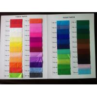 Buy cheap MG Colour Tissue paper from wholesalers