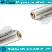 Wholesale High lognitudinal elongation pallet wrapping stretch film rolls from china suppliers