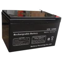 Wholesale Sealed Long Life Lead Acid Battery 12v12ah security system use UPS power supply from china suppliers