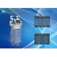 Wholesale 2 Cryo handles work at the same time optional Cryolipolysis cool body sculpting from china suppliers
