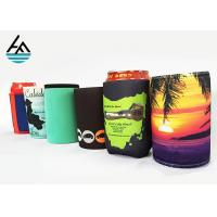 Wholesale Single Can Cooler Sleeve Neoprene Can Coolers For Reversible Beer Beverage from china suppliers