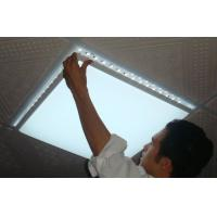 Buy cheap AC85~265V SMD3014 Epistar led chip 320led led recessed panel light 600x600mm 27W from wholesalers