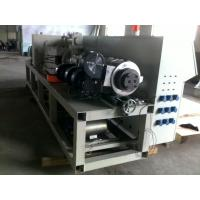 Wholesale Waterproof Geomembrane PVC Sheet Extruder 2000mm Product Width Aging Resistant from china suppliers