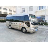 Wholesale Isuzu Coaster Type Aluminum Tourist / Luggage City Transportation Bus Minivan from china suppliers