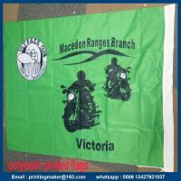 Wholesale Where to Get Custom Fabric Banners with Double Sides Printing from china suppliers
