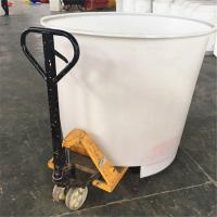Rotomoulding Round Plastic pallet bins tank pallet container