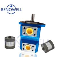 Wholesale Vickers High Speed Hydraulic Motor Blue Color Simple Installation from china suppliers