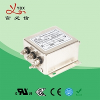Wholesale EMC EMI AC Power Line Noise Filter Double Stage For Control Cabinet from china suppliers