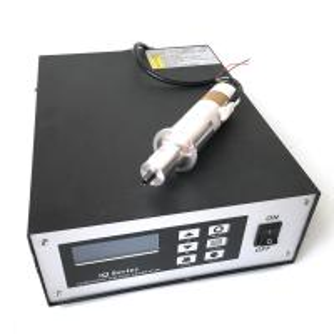China Plastic Parts Ultrasonic Welding Equipment 1000W 2000W 2600W FCC CE Approval on sale