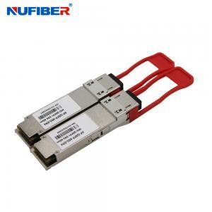 Wholesale QSFP28-100G-ER4 Singlemode 10KM 1310nm LC Fiber Transceiver from china suppliers