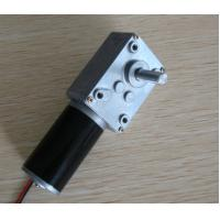 China The Worm DC geared motors on sale