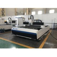 Buy cheap Stainless Steel 6mm 1000w CNC Fiber Laser Cutting Machine Maintenance Free from wholesalers