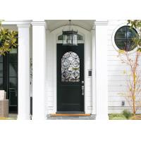 Buy cheap Good Apperance Entry Door Replacement Glass Frame Heat And Sound Insulation from wholesalers