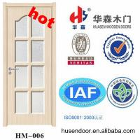 Wholesale hot sale pvc door from china suppliers