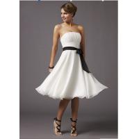 Wholesale Chiffon Casual Simple Elegant Wedding Bridesmaid Dress For Women's from china suppliers
