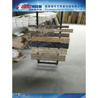 Buy cheap Hot sale-Replace gypsum ! PVC faux marble decoration profile extrusion line from wholesalers