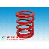 Profile Compression Shock Absorber Coil Spring 55CrSi 5Mm  Wire Thickness