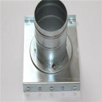 Wholesale Custom Made Metal Welding Parts For Construction Industry Corrosion Resistance from china suppliers