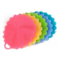 Buy cheap Multi Purpose Silicone Wash Brush, Silicone Dish Brush For Fruit Cleaner from wholesalers