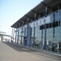 Buy cheap Steel Structures 4s Car Shop building with Nice Design and large space from wholesalers