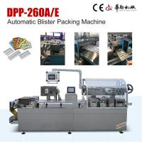 Wholesale DPP-260E automatic flat Alu - Alu Blister Packing machine from china suppliers