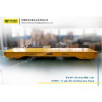 Quality Anti-Explosion Self Propelled Rail Transporters for Material Handling for sale