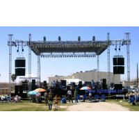 Buy cheap truss, stage, stage lighting truss, aluminium stage truss, elevator tower, from wholesalers