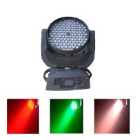 China 17 channel LED Moving Head Light RGBW DMX Stage Lighting Effects Low Consumption on sale