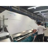 China Green Stainless Steel Glass Spacer / Aluminum Bending Machine Servo System on sale