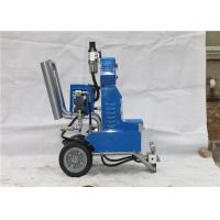 Buy cheap Commercial Spray Foam Insulation Equipment , Expanding Polyurea Coating Machine from wholesalers