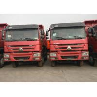 Wholesale 15 Cubic Meter 40 Ton Dump Truck / Tipper Truck WD615.47 371HP For Construction from china suppliers