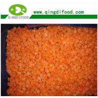 Buy cheap frozen carrot dice from wholesalers