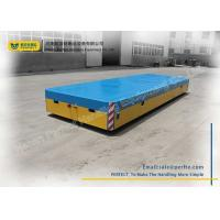 Wholesale Steel Mill Battery Transfer Cart Remote Control Transfer Table For Assembly Line from china suppliers