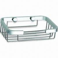 Wholesale Soap Basket, Made of Stainless Steel with Polish or Satin Finish from china suppliers