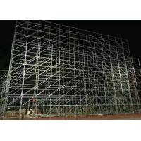 Wholesale Portable Layer Scaffolding Truss System , Steel Tower Scaffold 48*3mm tube from china suppliers