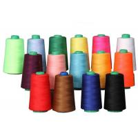 China High Tenacity Spun Polyester Sewing Thread , Multi Colored Threads For Sewing on sale