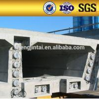 China prestressed anchorage for concrete post tension monostrand stressing jack on sale