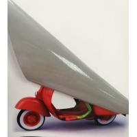 China Printable PVC cast car decal advertising material for UV Latex ECO solvent printer on sale