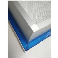 Wholesale Aluminum Frame Industrial HEPA Filter Top Side Gel Seal Leakproof For HEPA Box from china suppliers